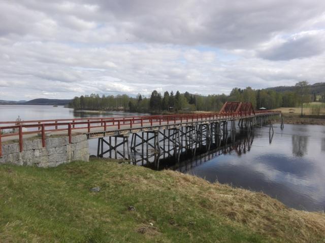 Bron från norra sidan