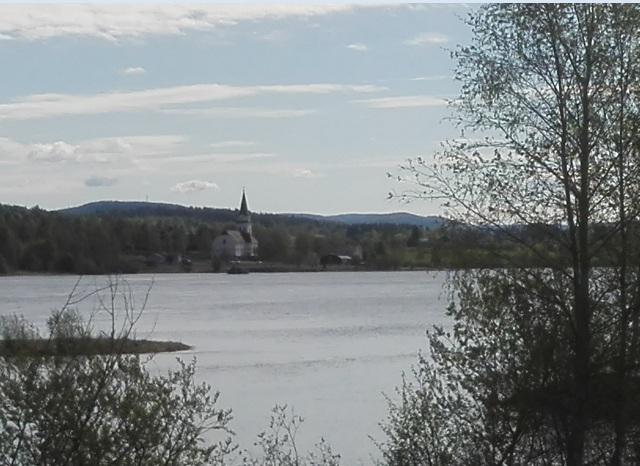 Utsikt från Vikbron