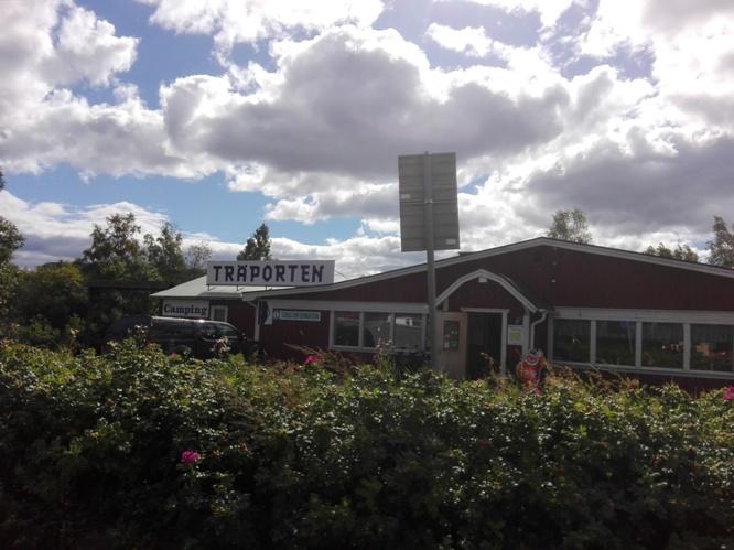 träporten i Borgsjö