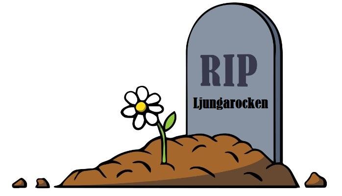 RIP Ljungarocken